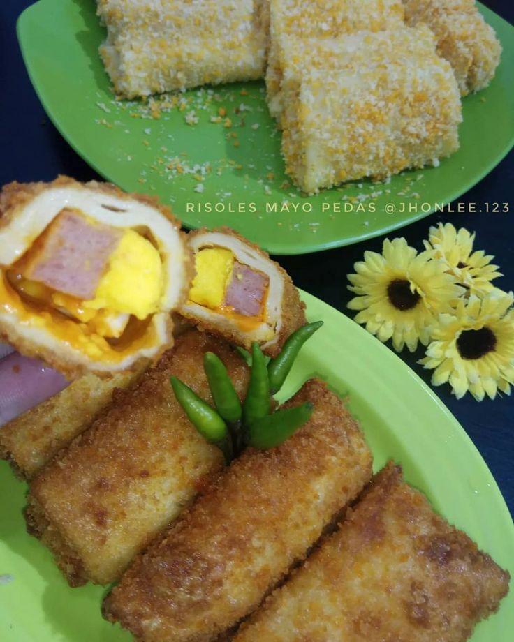 Resep Risoles Enak Dan Simpel Istimewa Di 2020 Resep Resep Makanan Beku Makanan Dan Minuman