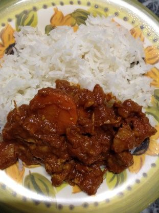 Make and share this Chicken Vindaloo recipe from Food.com.