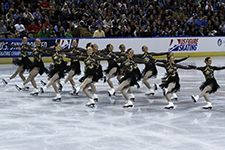 Synchronized Skating Teams: FUTURE REQUIREMENTS?