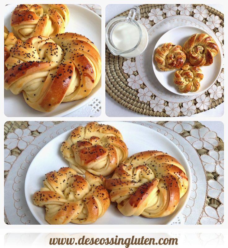 ¿Quién dice que no se puede disfrutar del #pan #singluten? Gracias nuevamente a @deseossingluten