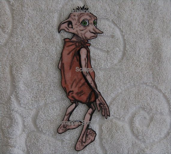 Universal Studios Harry Potter House Elf Dobby by scrappinsunshine