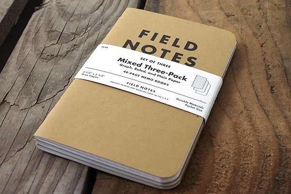 Field Notes - Craft Cover