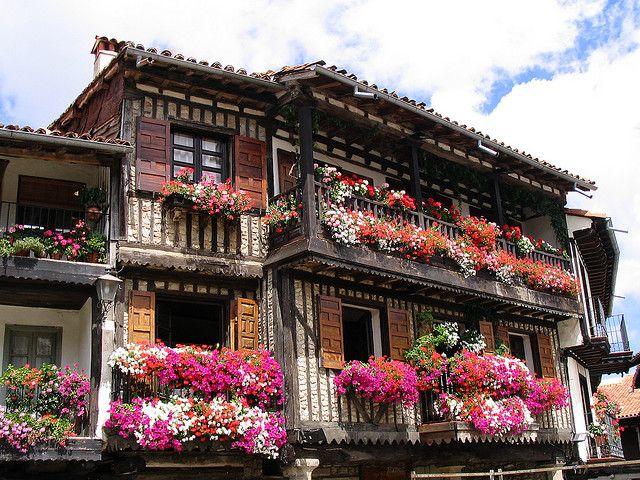 Entre los pueblos de España congelados en la Edad Media, La Alberca - 101 Lugares increíbles 101 Lugares increíbles