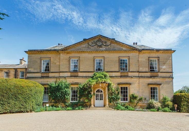 North Yorkshire Wedding Venue - Middleton Lodge - Middleton-Lodge-The-House