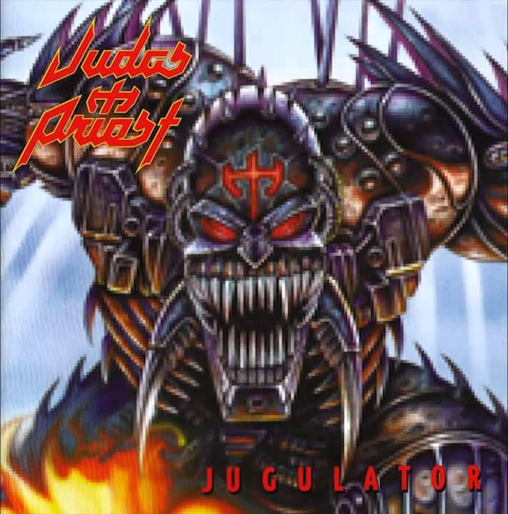Judas Priest - Jugulator (1997) full album