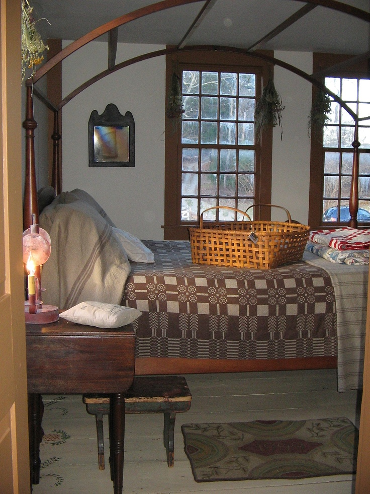 20 Modern Colonial Interior Decorating Ideas Inspired By Beautiful Colonial Homes: 157 Best Images About Early American Bedrooms On Pinterest