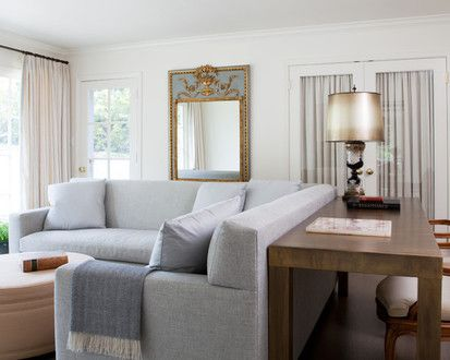 Heather Hilliard Design  Chateau Drive, Traditional Family Room, San Francisco