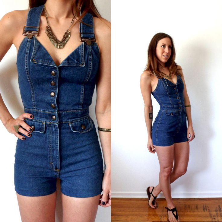 17 Best images about Jumpsuit on Pinterest | Rompers, Denim romper ...