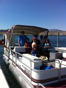 Pontoon Boat Rentals - This could be a blast!