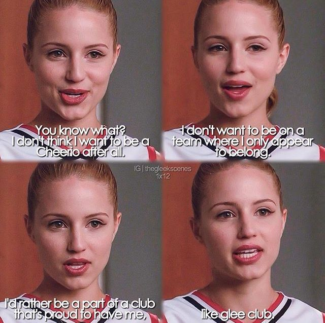 Go Quinn | Glee, Glee funny, Glee quotes