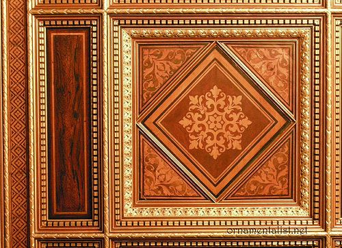 111 best Beamed/Coffered Ceilings images on Pinterest ...