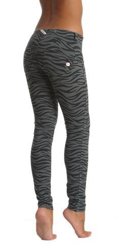 #FW2013, #WRUP® #Jersey_Trousers, #Zebra_Stripe