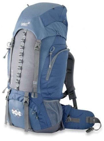 """#Gelert Shadow 55 + 10 liters  - Repairable back system  - 'Cool Air Design """"for a fresh back  - Soft carrying straps and support  - 'Daisy Chain' front to hang all kinds of stuff  Visit http://www.festivalking.com/be/gelert-shadow-55-10-liter.html"""