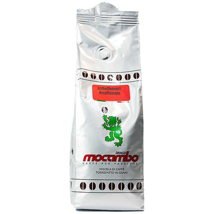 Mocambo Decaffeinato (entkoffeiniert) 250g Bohnen
