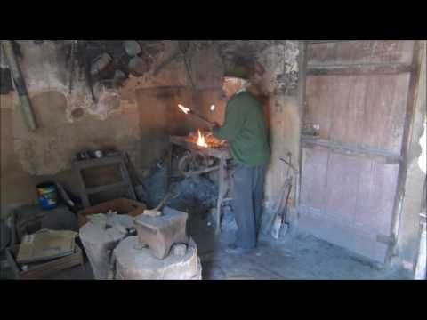A malhar em ferro quente - parte I