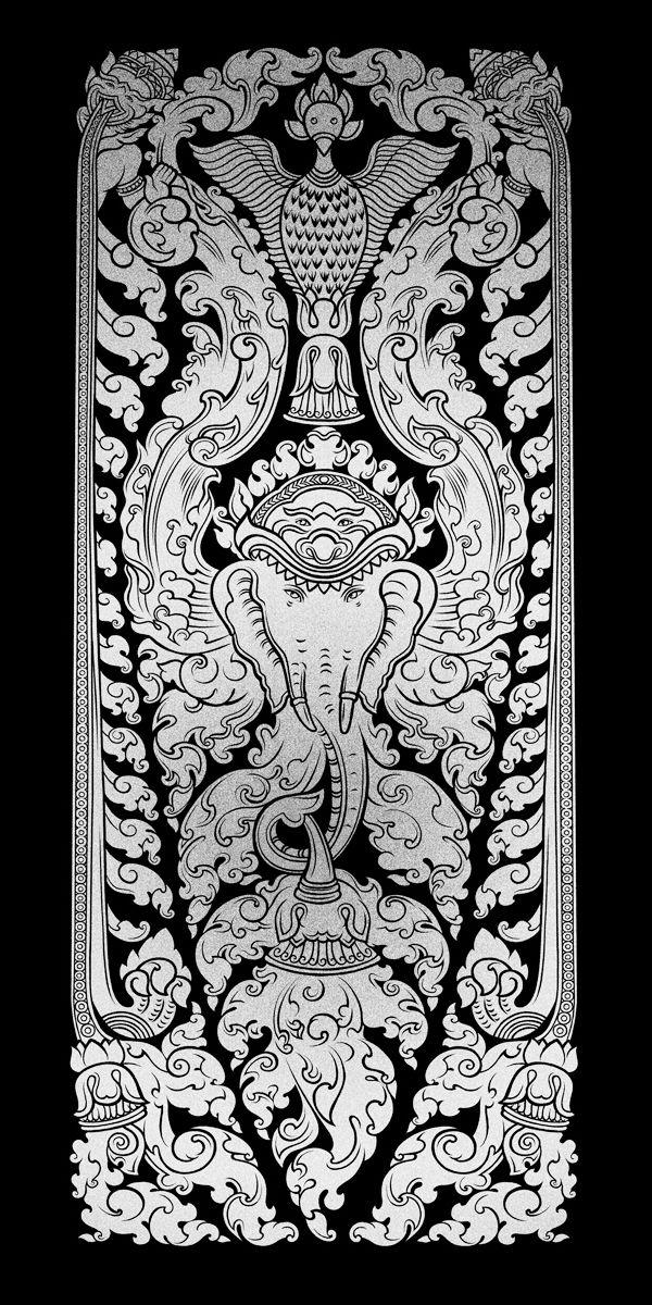 Khmer graphics