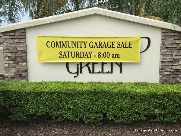 Community Garage Sales - The Goldmine for Garage Salers - 5 Tips For Success | Garage Sale Blog | gsalr.com