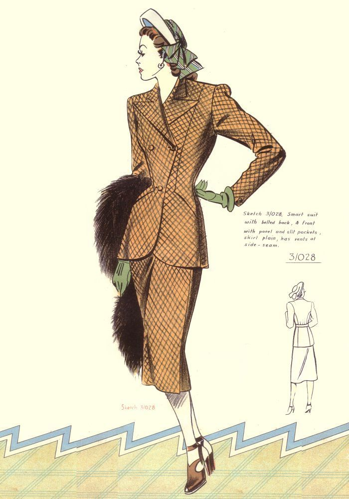 Die besten 17 Bilder zu My style auf Pinterest | 1940er Stil, Mode ...