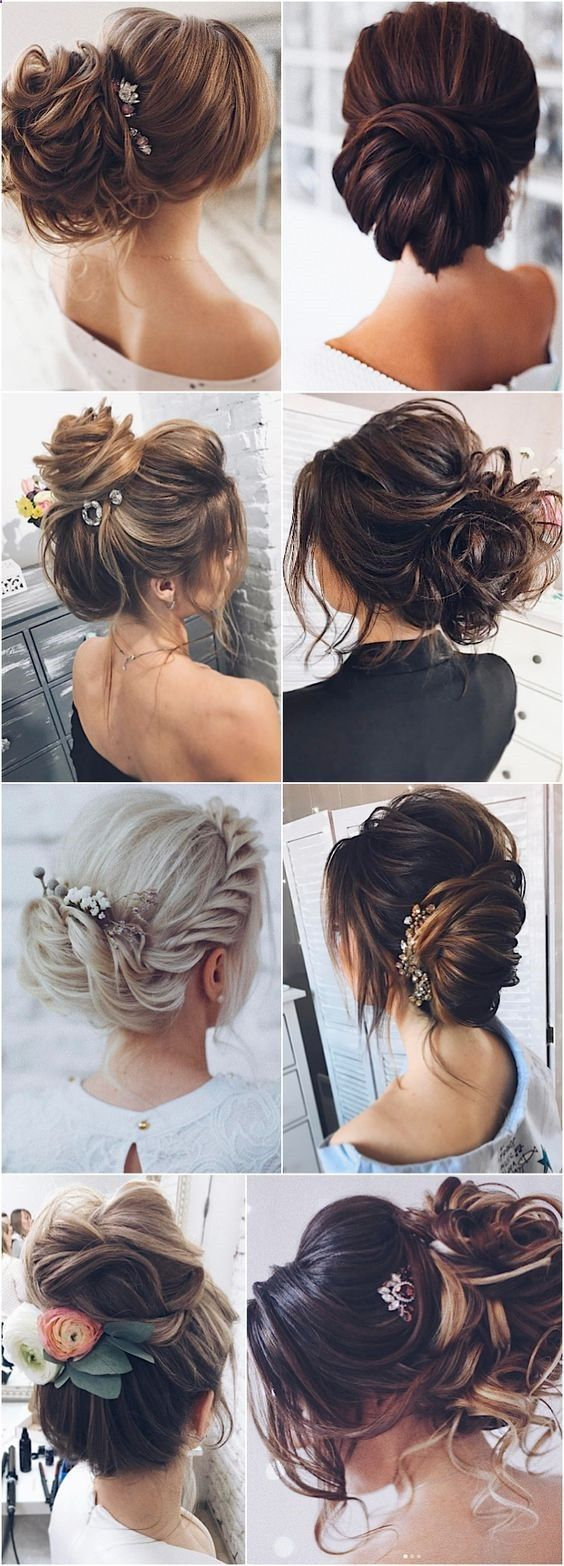 The best wedding hairstyles that are fit for the bride in