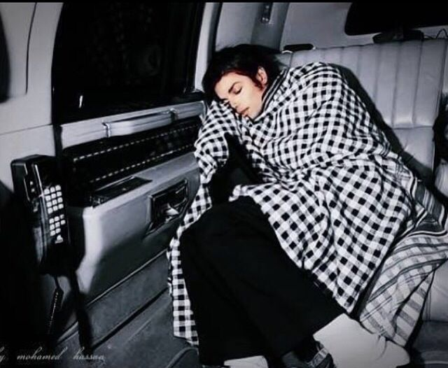 MJJ--If only he could have fallen asleep this easily later in life--we might still have him ©. Raynetta Manees, Author