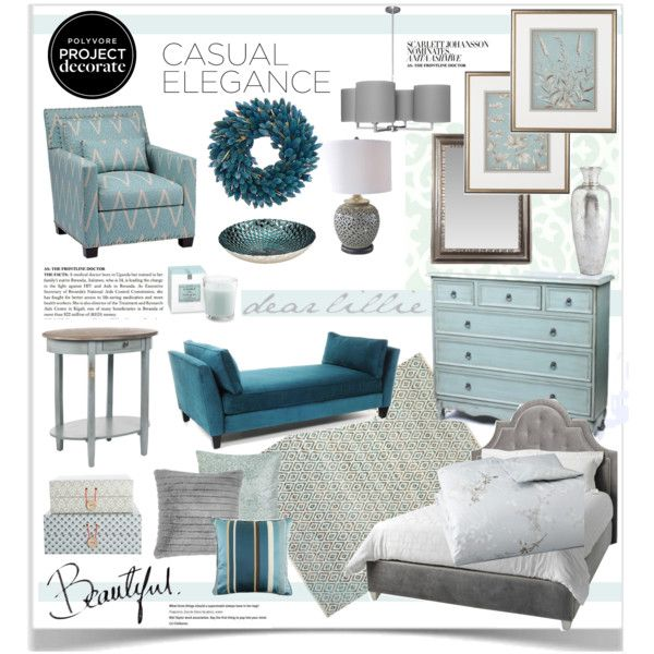 Casual Elegance With Dear Lillie by jpetersen on Polyvore featuring interior, interiors, interior design, home, home decor, interior decorating, Jonathan Adler, Safavieh, BD Fine and Calvin Klein