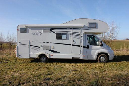 sunlight capron - motorhome rental in the Netherlands.