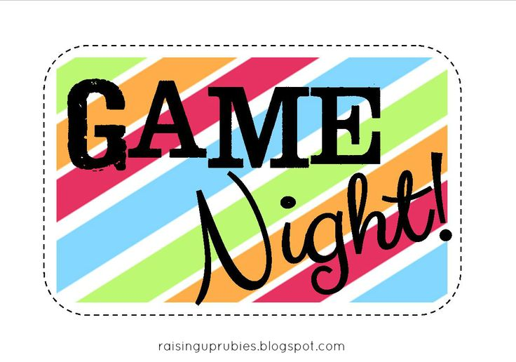 free printable gift tags night gift game night gift ideas displaying ...