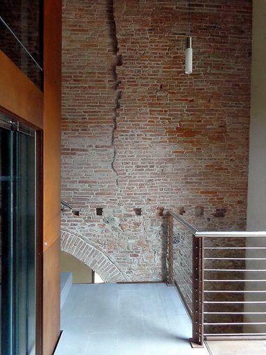 Recupero e Restauro Casa del Boia Lucca, Lucca, 2014 - CASINICID architetti