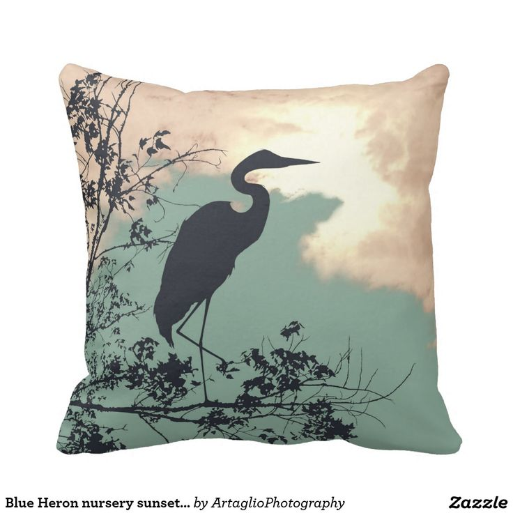 Throw Pillows With Birds : 78+ images about Bird Throw Pillows on Pinterest Watercolors, Throw pillows and Blue throw pillows