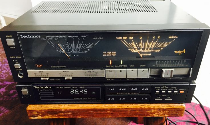 196 Best Technics Audio Images On Pinterest Audio