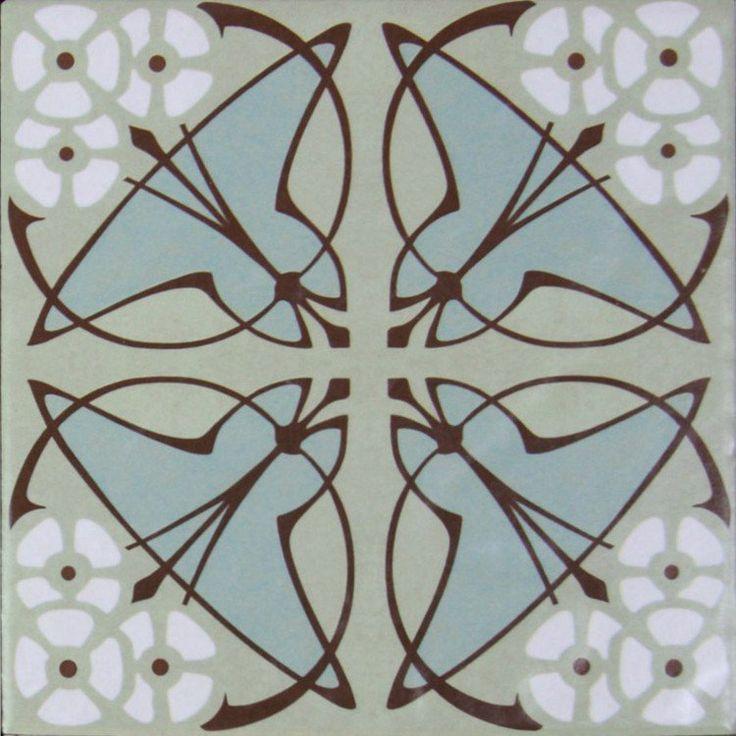 MOROCCAN GREEN 05 15X15 - EACH