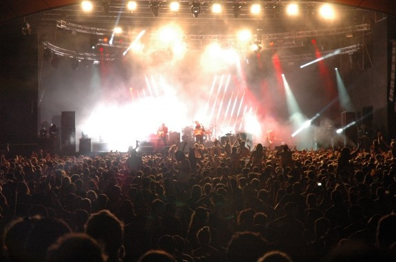 Review: Field Day Festival, The Domain – 01/01/2013