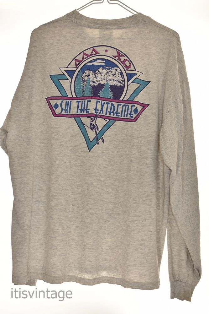 Vintage December 6 1996 Suicide Ski Extreme Hanes Beefy T Gray XL Shirt Snow 90s | Clothing, Shoes & Accessories, Men's Clothing, T-Shirts | eBay!