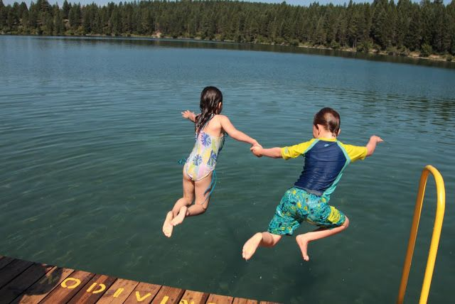 Family Adventures in the Canadian Rockies: The 5 Best Waterside Campgrounds Near Calgary, Alberta