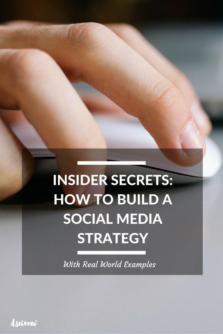 blog secret successful social media strategy