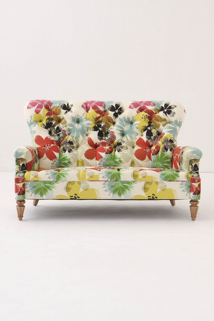 17 best images about chairs on pinterest for 80s floral couch