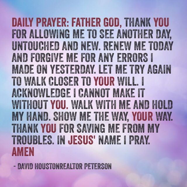 286 Best Images About Daily Blessings On Pinterest – Quotes