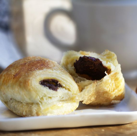 Here's a quick and easy recipe for Pain au chocolat. If you're looking for a recipe for something buttery, chocolaty and decadent, look no further.