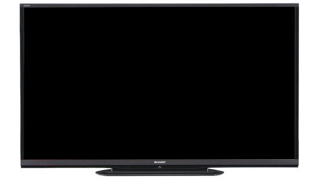 Sharp TV...
