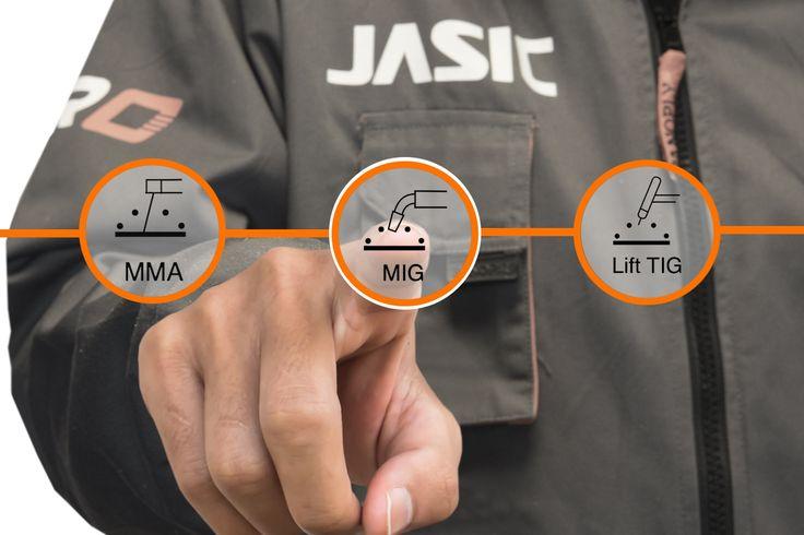 Jasic Multi Process.