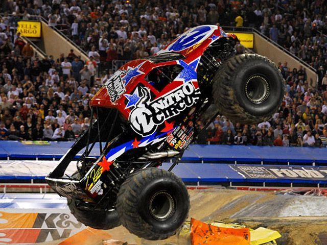 Best Monster Jam Images On Pinterest Monster Trucks