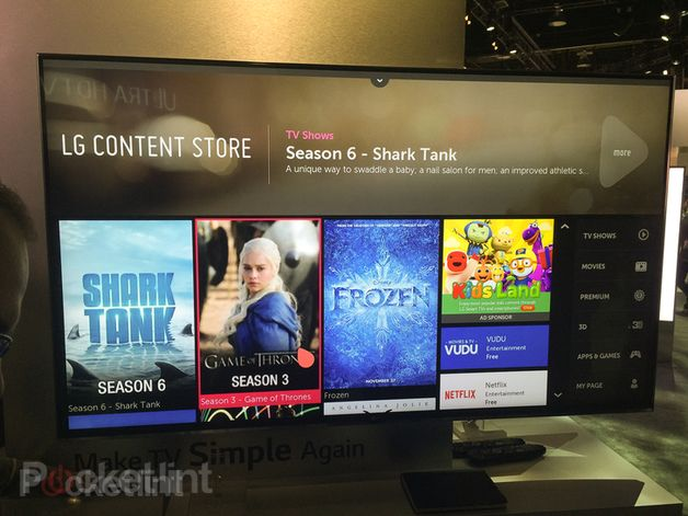 Android TV vs Samsung Tizen vs Firefox OS vs LG webOS: What's the difference? - photo 15