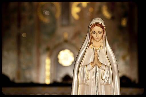 Consagre o novo ano a Nossa Senhora