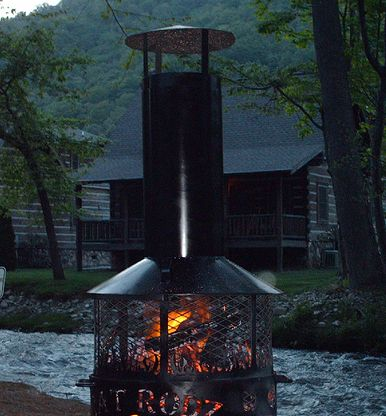 1000 Images About Fireplaces Outdoor Fire Pits Chimineas