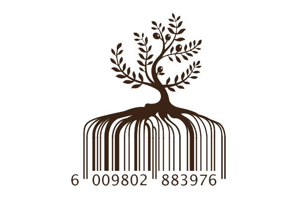 tree root barcode PD