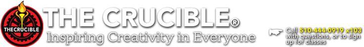 The Crucible: Inspiring Creativity in Everyone--Oakland classes