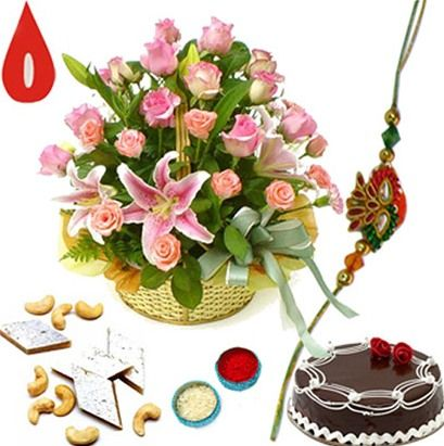 Send Rakhi with Sweets for your Canada Based Bro!! http://goo.gl/ubCXqe