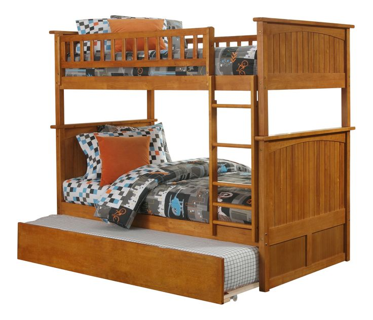 Best 25 Twin Full Bunk Bed Ideas On Pinterest: Best 25+ Bed With Trundle Ideas On Pinterest