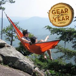 ENO Doublenest Hammock - 50 Campfires 2013 Gear of the Year Award Winner.