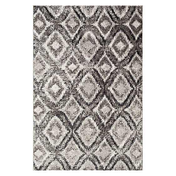 $789 Expose an exotic sense of luxury in your home with the earthy colour and plush pile of the Benzu Modern Rug from Empera.